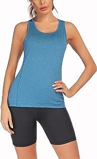 COOrun Women Seamless Yoga Workout Set 2 Piece Outfits Gym Shorts Sports Bra