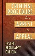 إجراء Criminal من الاعتقال إلى من الجاذبية (judicial إدارة)