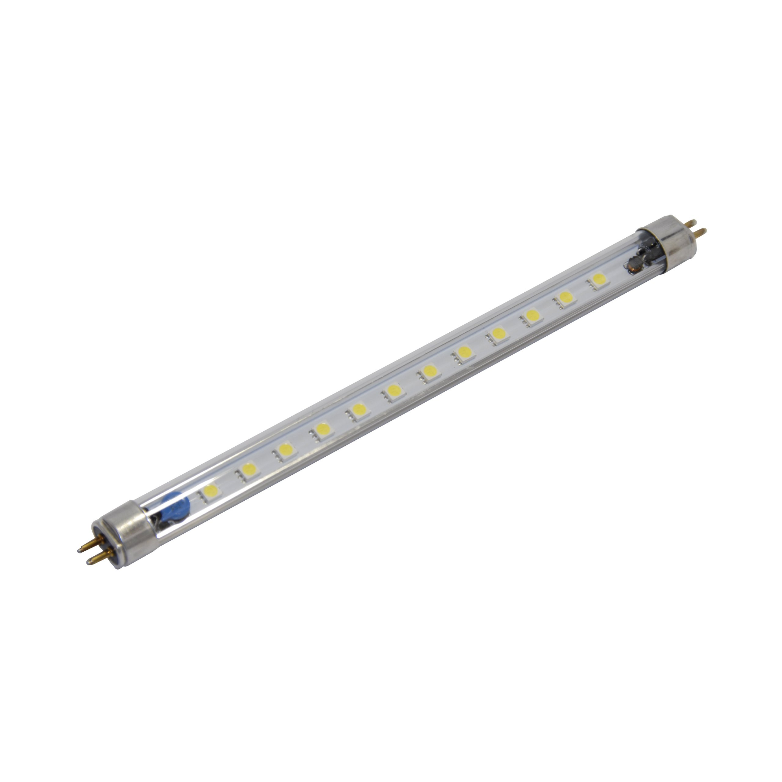 Leyton Lighting 13w T5 Fluorescent tube Free Delivery 515mm excl pins