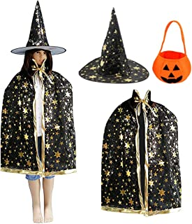 boy witch halloween costumes