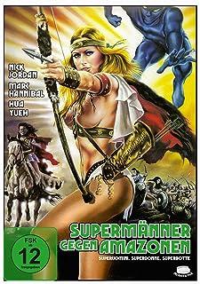 Supermänner gegen Amazonen (Superuomini, superdonne, superbotte) (Sie hauen alle in die Pfanne)