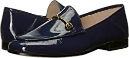Baltic Navy Crinkle Patent Leather