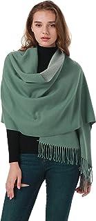Women Scarf Cashmere Feel Shawl Warm Winter Pashmina Wrap...