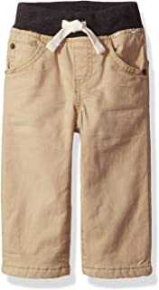 Gymboree Baby Boys Fleece-Lined Jeans