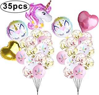 Best mylar unicorn balloon Reviews