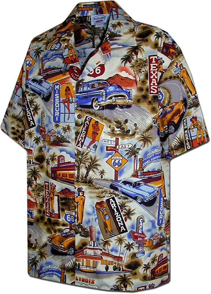 NEW before selling Pacific Legend Route Super special price 66 Shirts Scenic Car