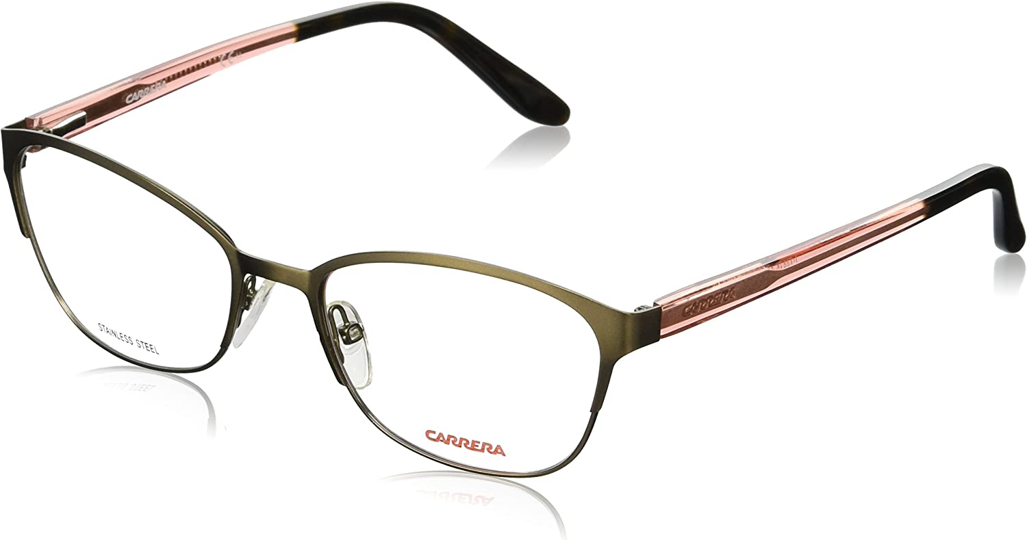 Carrera Carrera 6649 0T2Q Brown Peach Eyeglasses
