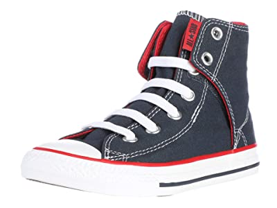 Converse Kids SINGLE SHOE Chuck Taylor(r) All Star(r) Easy Slip (Little Kid/Big Kid) (Navy) Kids Shoes