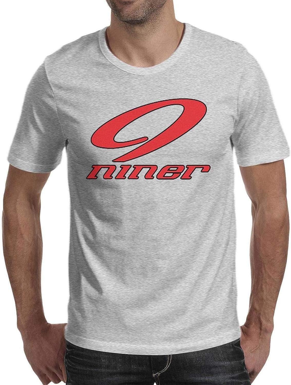 Alan Bicycle Logo Cotton T-Shirt