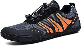 AORISSE Chaussures Aquatiques, Chaussures d'eau Femmes Hommes À Séchage Rapide Pieds Nus Aqua Chaussures Chaussures De Bai...