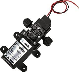 HQMaster Diaphragm Pump 12V DC 6L/Min 70W Car High Pressure Water Automatic Switch Self Priming