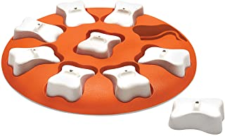 Nina Ottosson by Outward Hound Dog Smart Treat Dispensing Dog Toy Brain and Exercise Game for Dogs