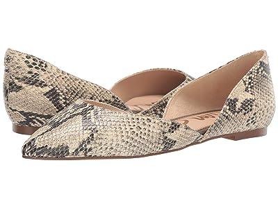 Sam Edelman Rodney (Beach Multi Pacific Snake Print Leather) Women