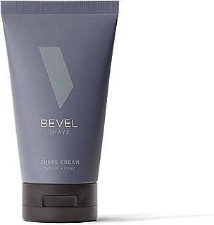 Shaving Cream for Men by Bevel - Vitamin E & Aloe-Vera-Based Moisturizing Shave Cream, 2 fl. oz. (Packaging May Vary)