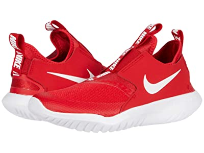 Nike Kids Flex Runner (Big Kid) (University Red/White) Kids Shoes