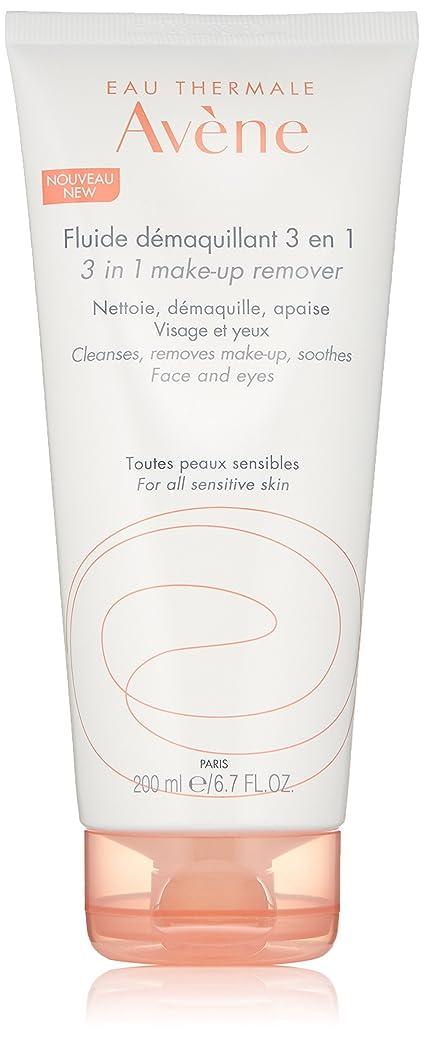 ストレージ家事をするテーブルアベンヌ 3 In 1 Make-Up Remover (Face & Eyes) - For All Sensitive Skin 200ml/6.7oz並行輸入品