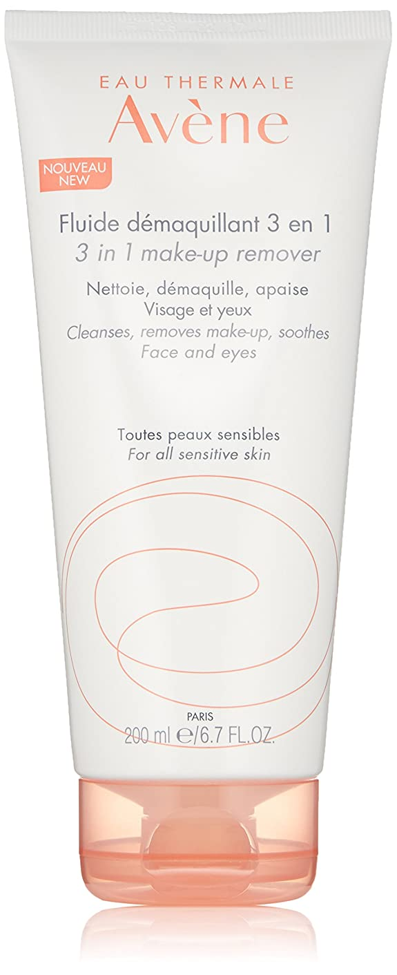 生きる必要条件暴動アベンヌ 3 In 1 Make-Up Remover (Face & Eyes) - For All Sensitive Skin 200ml/6.7oz並行輸入品