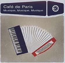 cafe de la musique paris