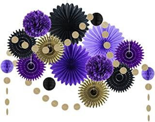 Best purple gold and black Reviews