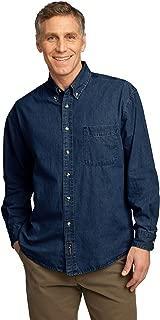 Best blue denim shirt mens outfit Reviews