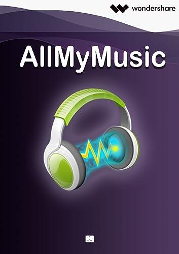 Wondershare AllMyMusic für Mac - 2018 [Download]