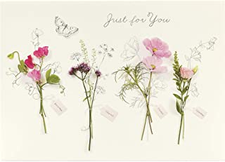 UK Greetings Birthday Card for Her - Friend Birthday Card - Beautiful Floral Design, 535790-0-1