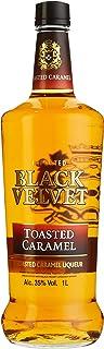 Black Velvet Toasted Caramel Liqueur Whisky 1 x 1 l, 16144