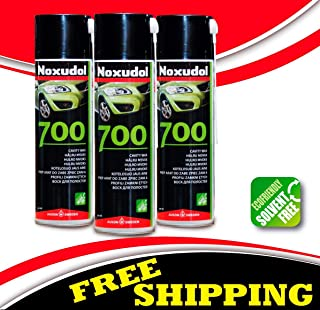 Noxudol Rust Protection Cavity Wax 3 Pack with Free 24