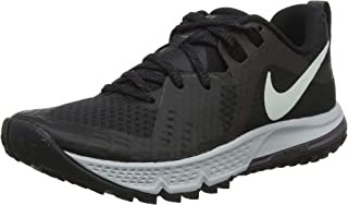 Air Zoom Wildhorse 5 Women's Running Shoe Black/Barely Grey-Thunder Grey-Wolf Grey 7.5