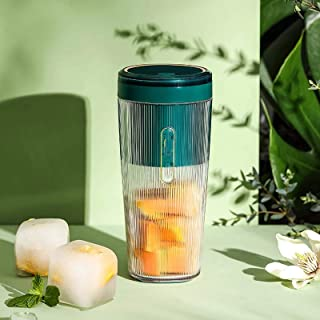 DHTOMC Juce Portable Juice Portable Coupe Portable Colorée de jus de 300 ML de jus de Fruit 300 ML de jus de Fruit de Frui...