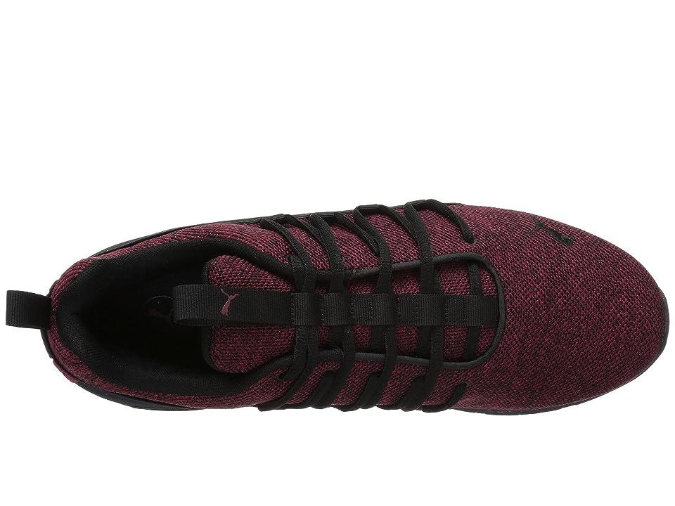 PUMA Axelion (PomegranatePuma Black) Men's Shoes, Red 6pm