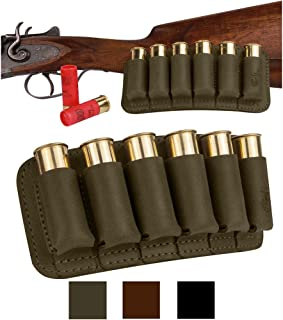 Best leather cartridge box carrier Reviews
