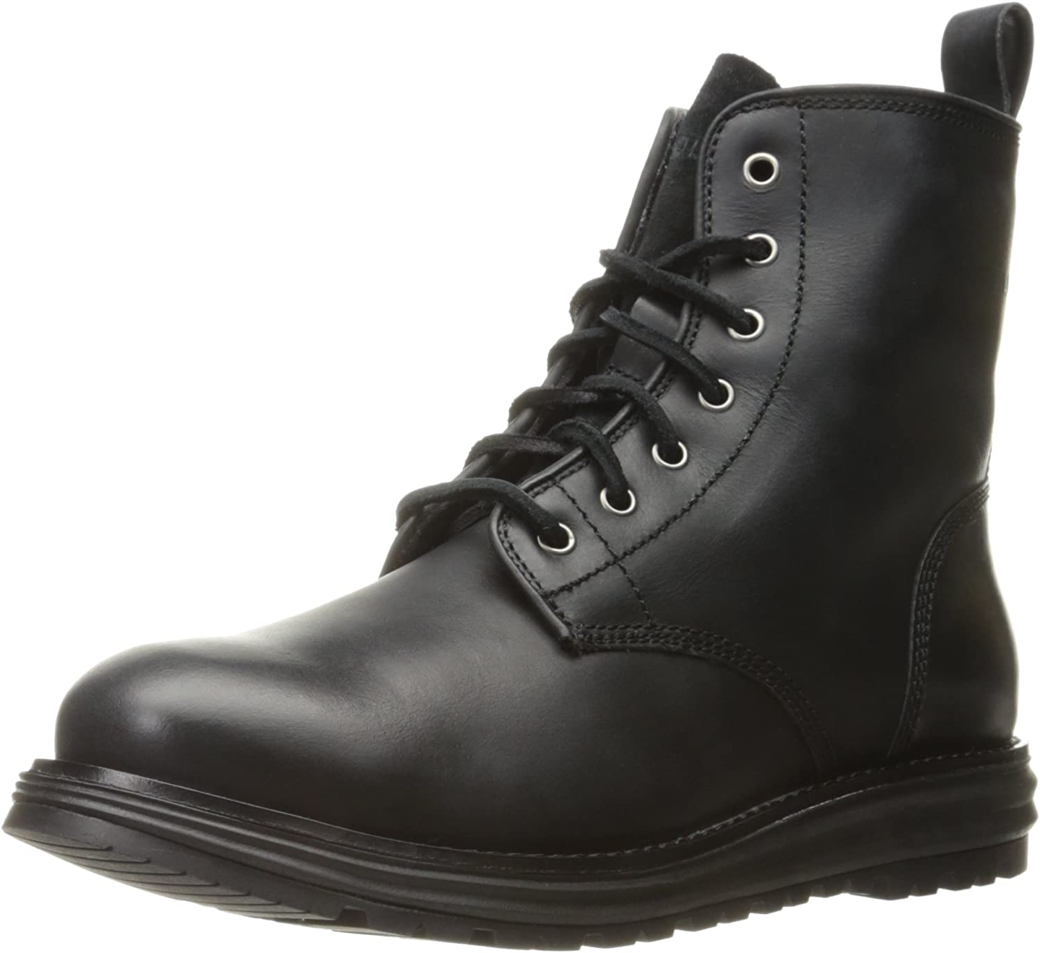 Cole Haan Womens Lockridge Grand 6  Lace Up Boot Wp Ankle Bootie