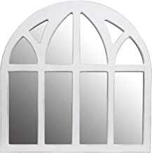 cathedral window pane mirror