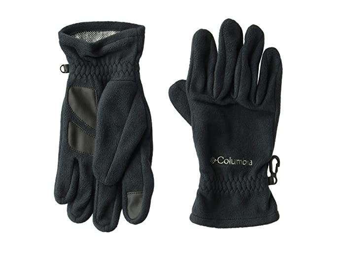 Columbia  Thermaratortm Gloves (Black) Extreme Cold Weather Gloves
