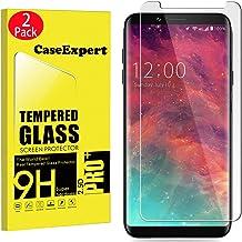 CaseExpert 2 Pack - UMIDIGI S2 / S2 Pro Protector de Pantalla, Ultra Tanque Transparente Cristal 9H Cristal Templado Glass Protector de Pantalla para UMIDIGI S2 / S2 Pro