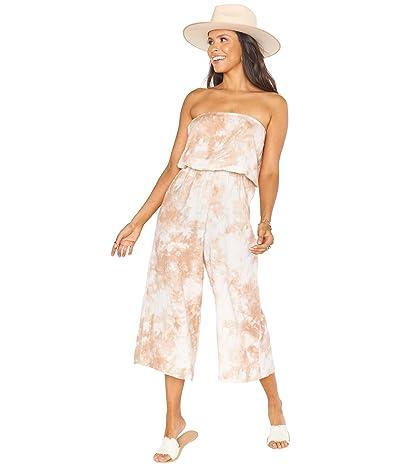 Show Me Your Mumu Estelle Jumpsuit (Twisted Tie-Dye Tan) Women