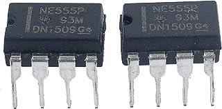 10pcs NE555P NE555 DIP-8 シングルバイポーラ ICタイマー
