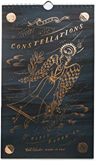 Rifle Paper Co 2017 Wall Calendar (Wall Calendar, Constellations)