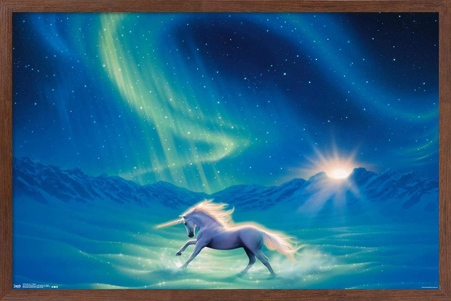 Trends International Outlet ☆ Safety and trust Free Shipping Unicorn - Twilight 2 Poster 14.725