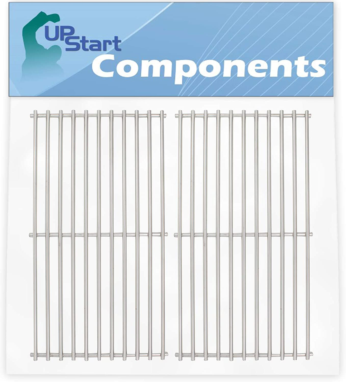 UpStart Components 2-Pack BBQ Popular overseas Max 49% OFF Grill Cooking Replacement P Grates