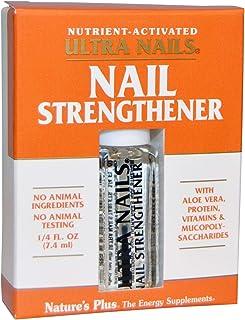 Nature's Plus, Ultra Nails, Nail Strengthener, 1/4 fl oz (7.4 ml)