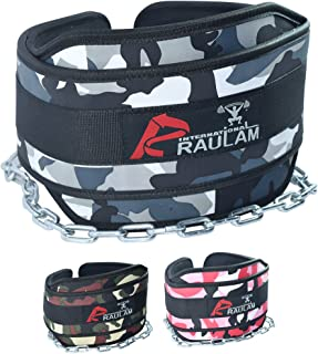 Best brute belt nylon dip pullup squat belt Reviews
