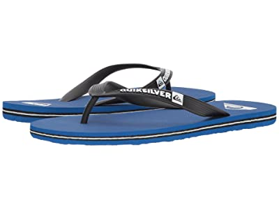 Quiksilver Molokai (Black/Blue/Black 2) Men