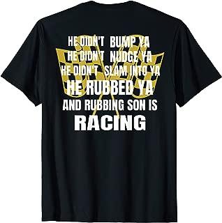 Sprint Car Racing Shirt Funny Race Quote Dirt Track Racing