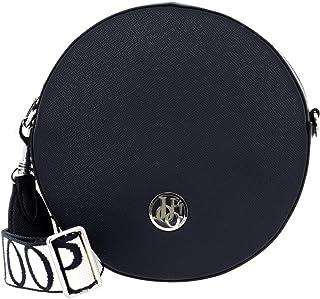 Joop! cintura ronda Schultertasche svz 1 Farbe darkblue rund Karabinerhaken