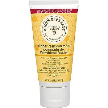 Burt's Bees Baby 100% Natural Origin Diaper Rash Ointment - 3 Ounces Tube