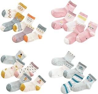 Bebé Algodón Lindo Moda Transpirable Regalo De Los Niños Calcetines Bebé Niño Niña Calcetines Finos de Primavera y Verano
