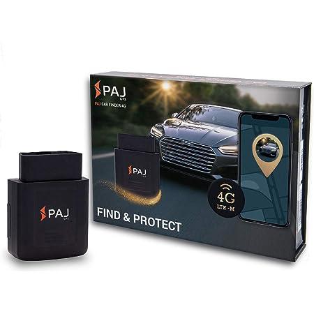4g Obd Car Finder Von Paj Gps Direktanschluss Obd Ii Elektronik