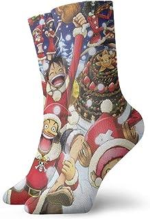 Maikurixukay, Calcetines de una sola pieza para hombre y mujer, senderismo, calcetines de senderismo para niños y niñas, lindos y cómodos, transpirables, informales, de S